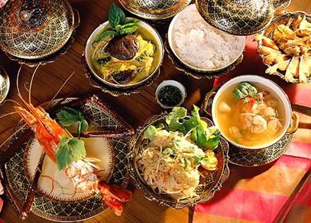 Тайландска кухня