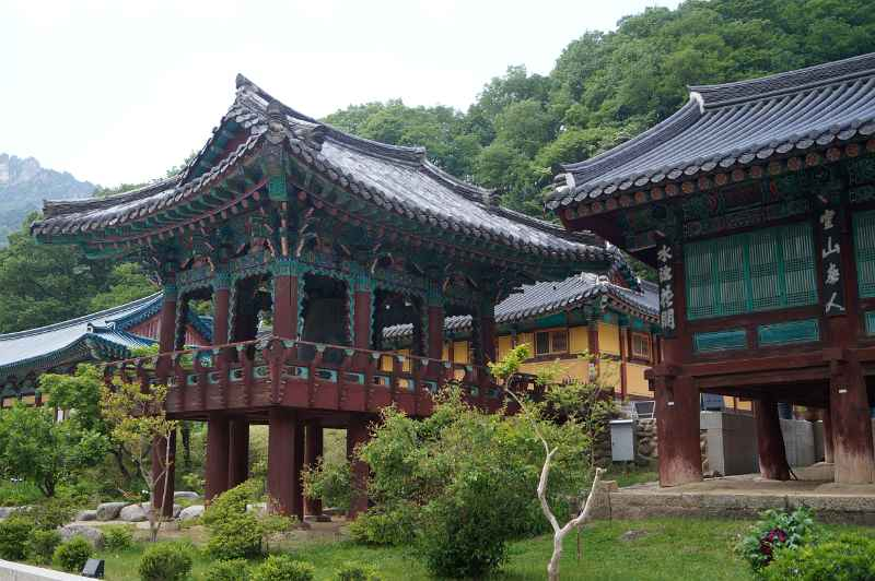 Sinheungsa Temple, Sokcho