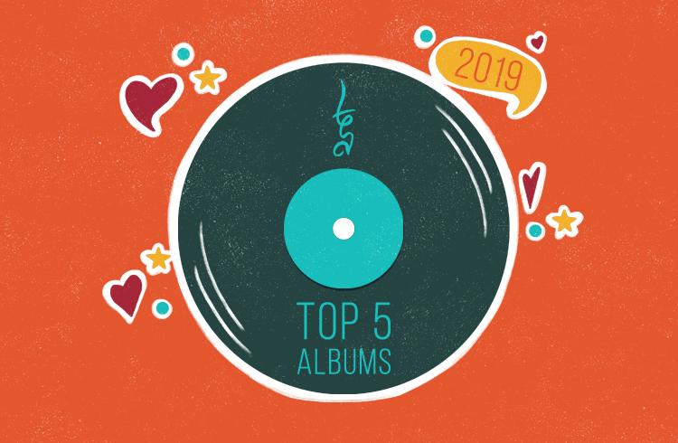 Топ 5 албума