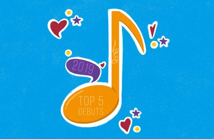 TEA Топ 5 дебюта на 2019