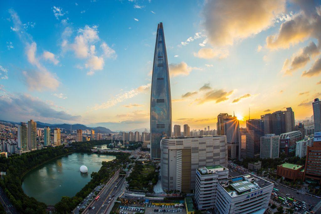 Кулата небостъргач Lotte